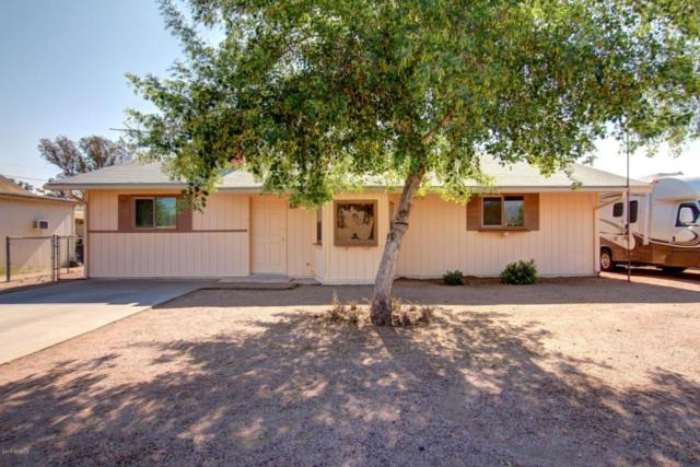 2232 S Buena Vista Drive, Apache Junction, AZ 85120 (MLS #5624989) :: RE/MAX Home Expert Realty