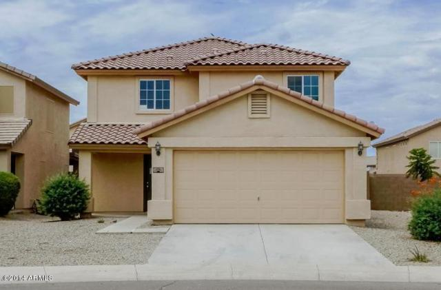 176 S 16TH Place, Coolidge, AZ 85128 (MLS #5625073) :: RE/MAX Home Expert Realty