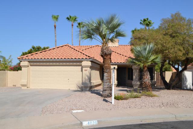 4038 N Olympic Circle, Mesa, AZ 85215 (MLS #5625105) :: RE/MAX Home Expert Realty
