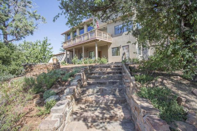 1119 N Alpine Heights Drive, Payson, AZ 85541 (MLS #5625156) :: Occasio Realty