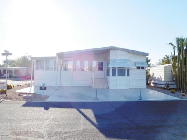 17200 W Bell Road #184, Surprise, AZ 85374 (MLS #5625229) :: Desert Home Premier
