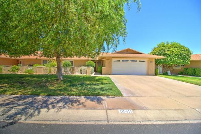 18411 N Conestoga Drive, Sun City, AZ 85373 (MLS #5625562) :: Desert Home Premier