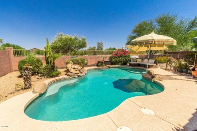 2038 N Parish Lane, Casa Grande, AZ 85122 (MLS #5626283) :: Yost Realty Group at RE/MAX Casa Grande