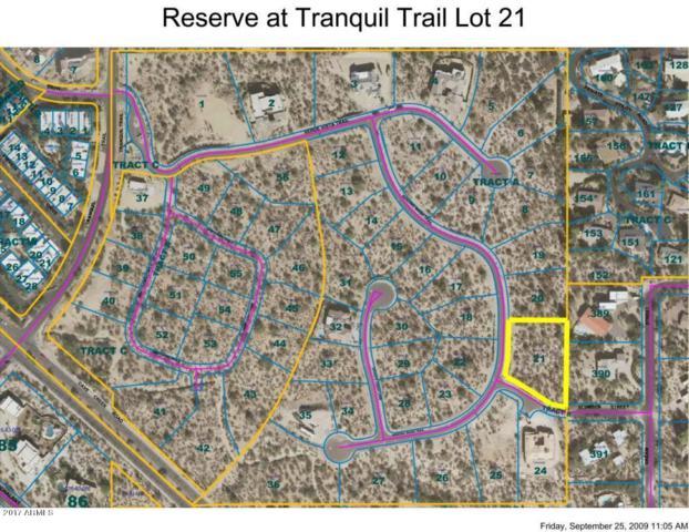 37145 N Winding Wash Trail, Carefree, AZ 85377 (MLS #5629505) :: Lux Home Group at  Keller Williams Realty Phoenix
