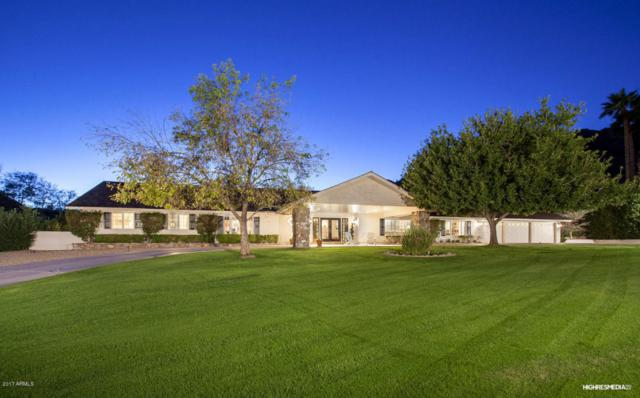 7252 N Black Rock Trail, Paradise Valley, AZ 85253 (MLS #5631362) :: Lux Home Group at  Keller Williams Realty Phoenix