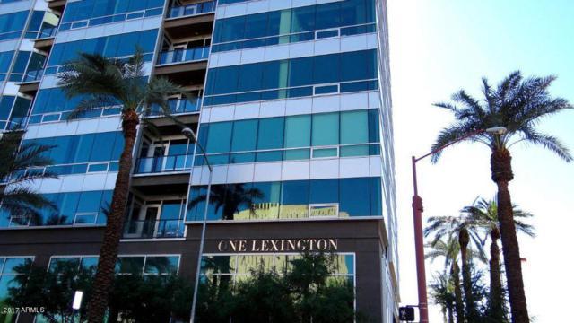 1 E Lexington Avenue #607, Phoenix, AZ 85012 (MLS #5631573) :: Private Client Team