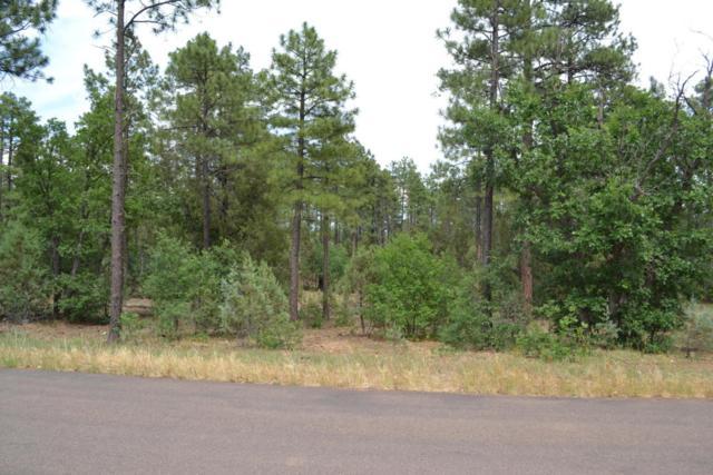 5847 Starlight Ridge Road, Lakeside, AZ 85929 (MLS #5632147) :: The Jesse Herfel Real Estate Group
