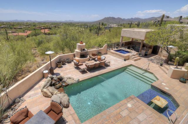 35037 N El Sendero Road, Carefree, AZ 85377 (MLS #5632204) :: Lux Home Group at  Keller Williams Realty Phoenix
