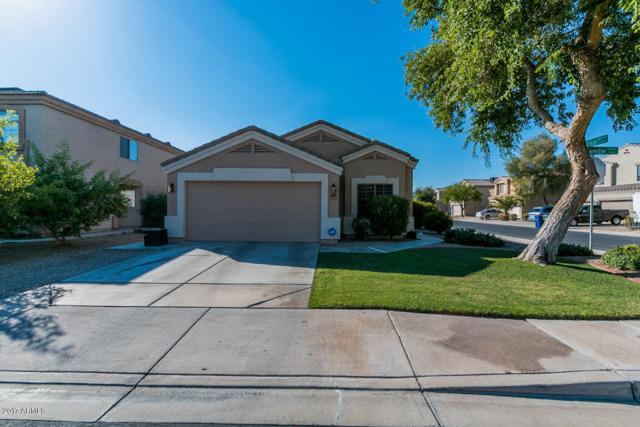 12502 W Via Camille Street, El Mirage, AZ 85335 (MLS #5632499) :: Devor Real Estate Associates