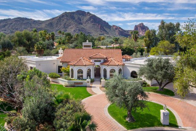6211 E Huntress Drive, Paradise Valley, AZ 85253 (MLS #5632547) :: Lux Home Group at  Keller Williams Realty Phoenix