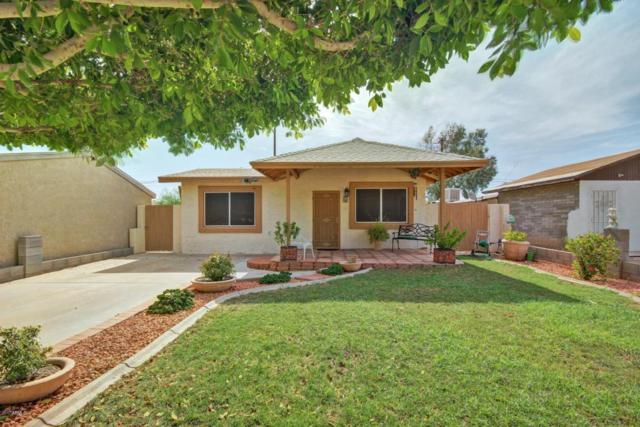 14206 N Palm Street, El Mirage, AZ 85335 (MLS #5632678) :: Devor Real Estate Associates