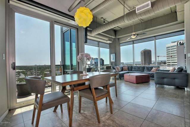 1 E Lexington Avenue #903, Phoenix, AZ 85012 (MLS #5634204) :: Kepple Real Estate Group