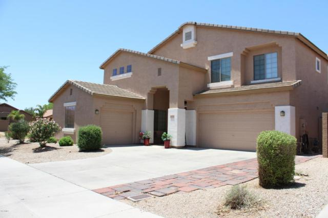 23286 S 215TH Street, Queen Creek, AZ 85142 (MLS #5634602) :: The Daniel Montez Real Estate Group