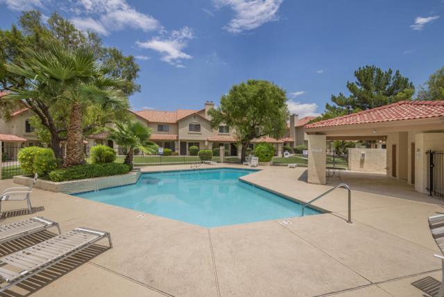 5808 E Brown Road #66, Mesa, AZ 85205 (MLS #5635291) :: The Daniel Montez Real Estate Group
