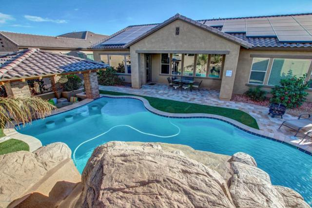 22300 E Domingo Road, Queen Creek, AZ 85142 (MLS #5635374) :: The Daniel Montez Real Estate Group