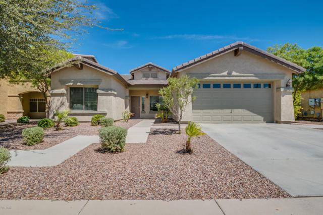 21857 N Gibson Drive, Maricopa, AZ 85139 (MLS #5635433) :: The Daniel Montez Real Estate Group