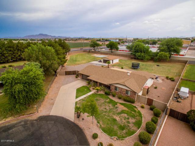 11143 E Villa Park Street, Chandler, AZ 85248 (MLS #5635455) :: The Daniel Montez Real Estate Group