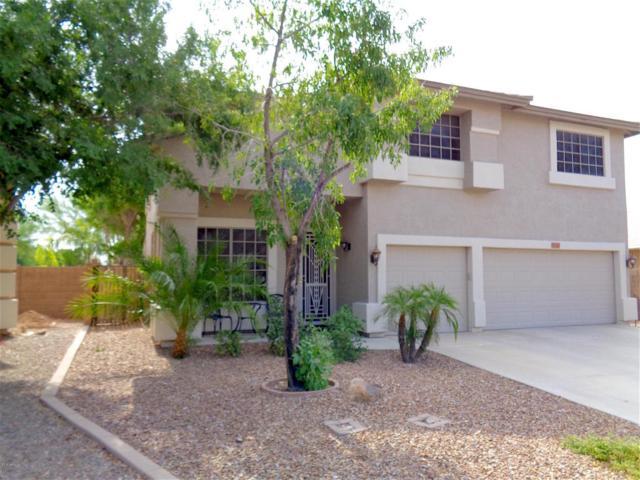 20947 N 89TH Drive, Peoria, AZ 85382 (MLS #5635469) :: The Daniel Montez Real Estate Group