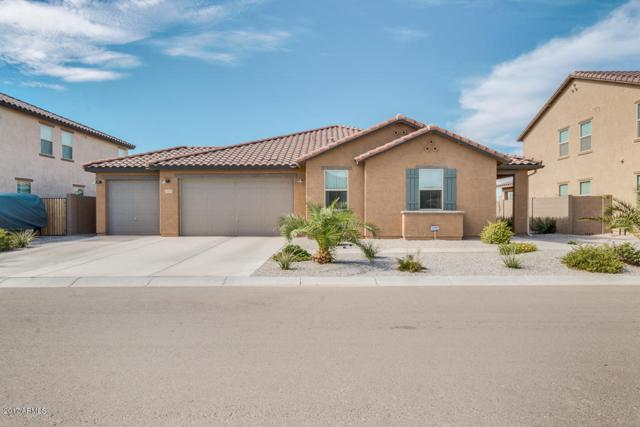 40586 W Marion May Lane, Maricopa, AZ 85138 (MLS #5635474) :: The Daniel Montez Real Estate Group