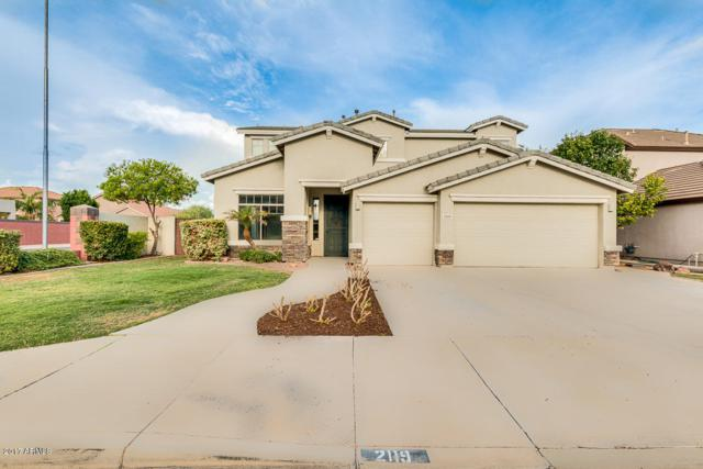 2119 S Archer, Mesa, AZ 85209 (MLS #5635525) :: Lifestyle Partners Team