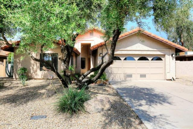 8444 N 85th Street, Scottsdale, AZ 85258 (MLS #5635578) :: The Daniel Montez Real Estate Group