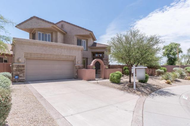 7629 E Via Del Sol Drive, Scottsdale, AZ 85255 (MLS #5635679) :: Lifestyle Partners Team