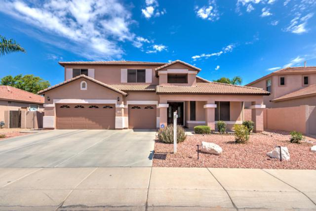 1708 E Iris Drive, Chandler, AZ 85286 (MLS #5635816) :: Lux Home Group at  Keller Williams Realty Phoenix
