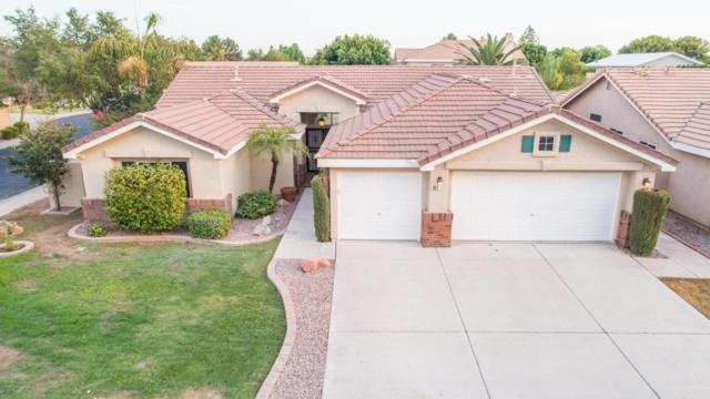 937 W Cooley Drive, Gilbert, AZ 85233 (MLS #5636073) :: Lux Home Group at  Keller Williams Realty Phoenix