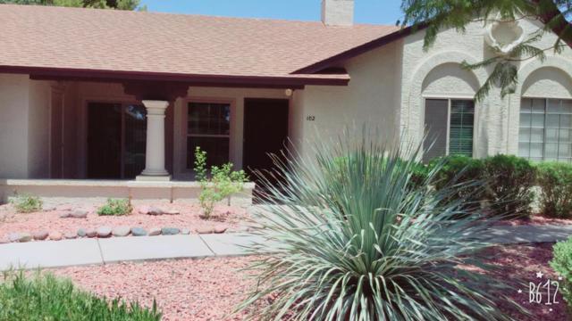 8140 N 107TH Avenue #102, Peoria, AZ 85345 (MLS #5636620) :: Devor Real Estate Associates