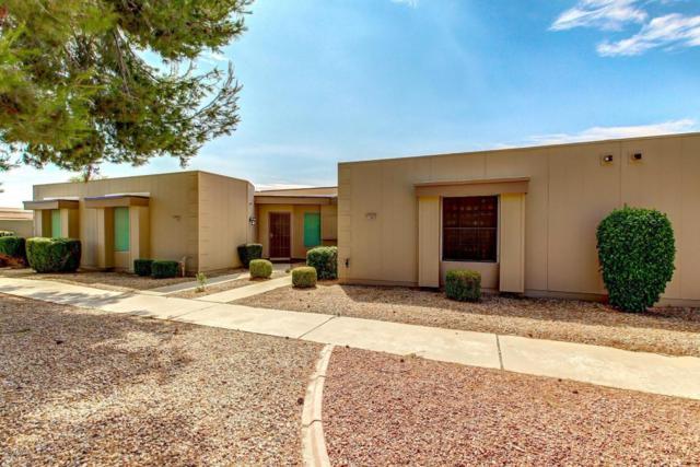17443 N 105TH Avenue, Sun City, AZ 85373 (MLS #5636645) :: Devor Real Estate Associates