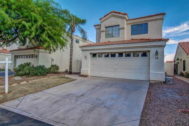 250 W Juniper Avenue #15, Gilbert, AZ 85233 (MLS #5636669) :: Jablonski Real Estate Group