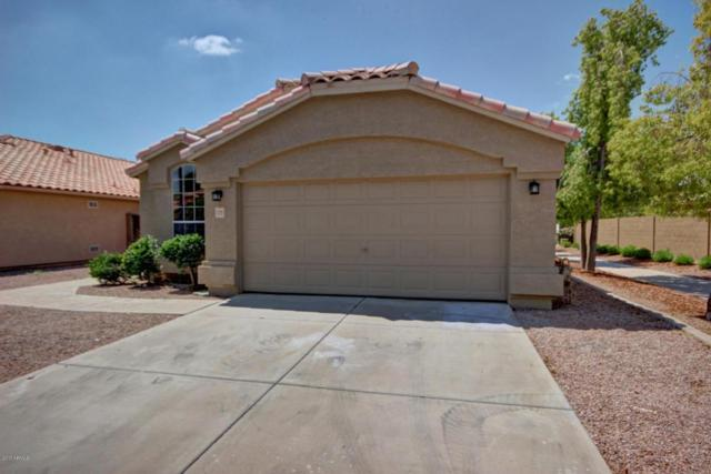 1279 E Century Avenue, Gilbert, AZ 85296 (MLS #5636802) :: The Pete Dijkstra Team