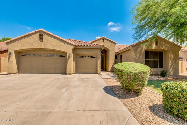 292 E Horseshoe Avenue, Gilbert, AZ 85296 (MLS #5636952) :: The Pete Dijkstra Team