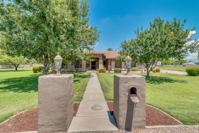 578 W Via De Arboles, San Tan Valley, AZ 85140 (MLS #5637000) :: The Pete Dijkstra Team
