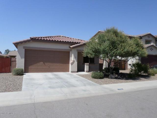 168 W Dragon Tree Avenue, San Tan Valley, AZ 85140 (MLS #5637005) :: The Everest Team at My Home Group