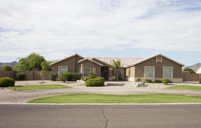 19165 E Via Park Street, Queen Creek, AZ 85142 (MLS #5637166) :: Revelation Real Estate