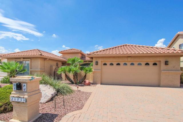 24036 S Lakeway Circle NW, Sun Lakes, AZ 85248 (MLS #5637823) :: Revelation Real Estate