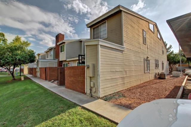 2301 E University Drive #209, Mesa, AZ 85213 (MLS #5638061) :: Cambridge Properties