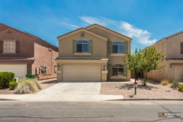 42961 W Samuel Drive, Maricopa, AZ 85138 (MLS #5638303) :: RE/MAX Infinity