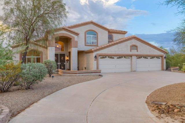 8787 E Lariat Lane, Scottsdale, AZ 85255 (MLS #5638335) :: RE/MAX Infinity