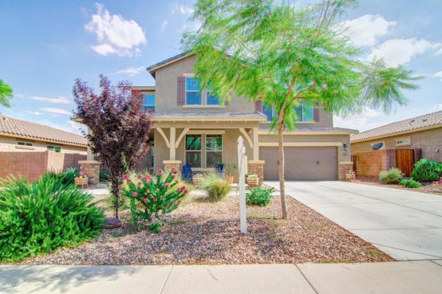4421 W Goldmine Mountain Drive, Queen Creek, AZ 85142 (MLS #5638363) :: RE/MAX Infinity