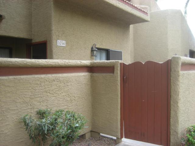 850 S River Drive #1107, Tempe, AZ 85281 (MLS #5638478) :: The Kenny Klaus Team