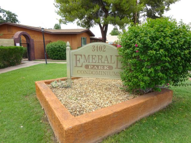 3402 N 32nd Street #173, Phoenix, AZ 85018 (MLS #5638484) :: The Kenny Klaus Team