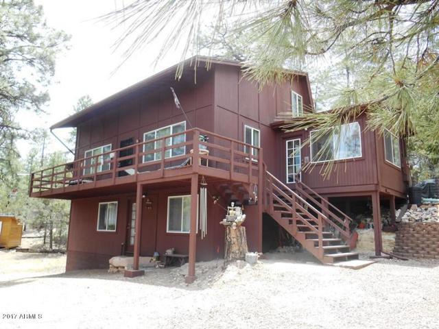 1905 Pinetop Drive, Overgaard, AZ 85933 (MLS #5639743) :: My Home Group