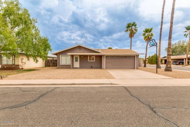 1856 E 1ST Place, Mesa, AZ 85203 (MLS #5640487) :: The Pete Dijkstra Team