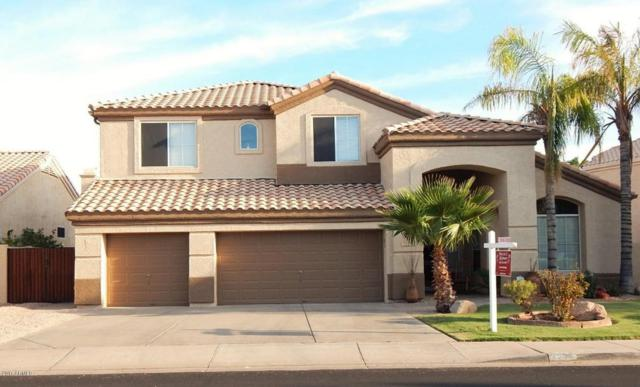 1275 W Windhaven Avenue, Gilbert, AZ 85233 (MLS #5640906) :: The Wehner Group