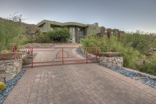 4506 E Foothill Drive, Paradise Valley, AZ 85253 (MLS #5641621) :: The Wehner Group