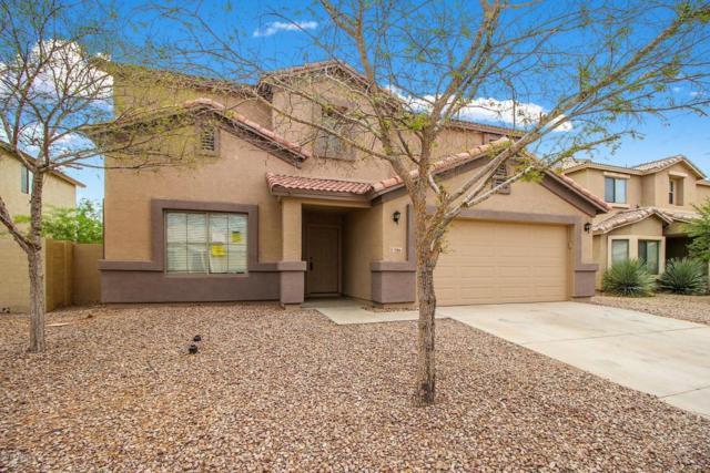 1866 N Desert Willow Street, Casa Grande, AZ 85122 (MLS #5642588) :: Yost Realty Group at RE/MAX Casa Grande