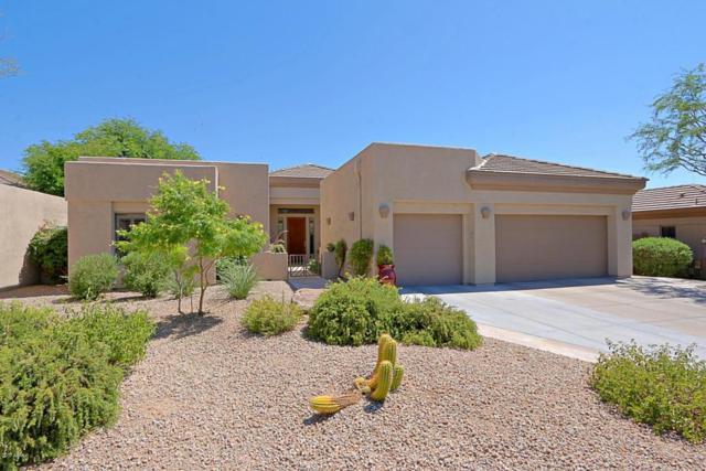 7163 E Thirsty Cactus Lane, Scottsdale, AZ 85266 (MLS #5642892) :: Desert Home Premier