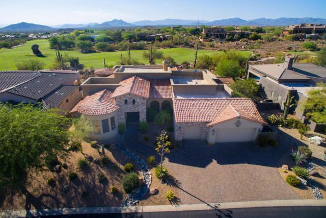 9904 E Quarry Trail, Scottsdale, AZ 85262 (MLS #5643279) :: Santizo Realty Group